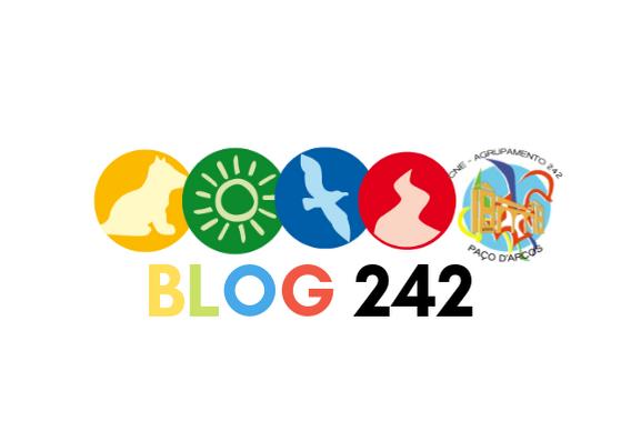 Logótipo do Blog 242